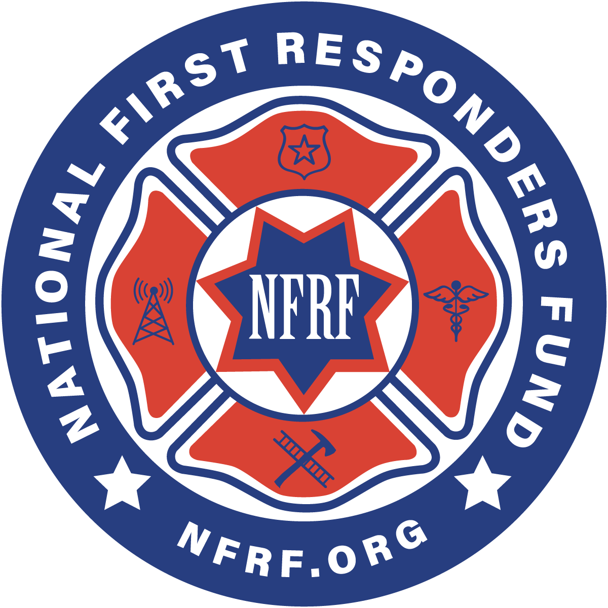 National First Responders Fund logo