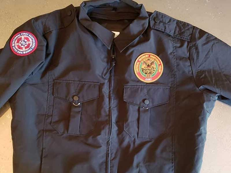 Peer Support Jackets