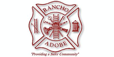 Rancho Adobe Fire