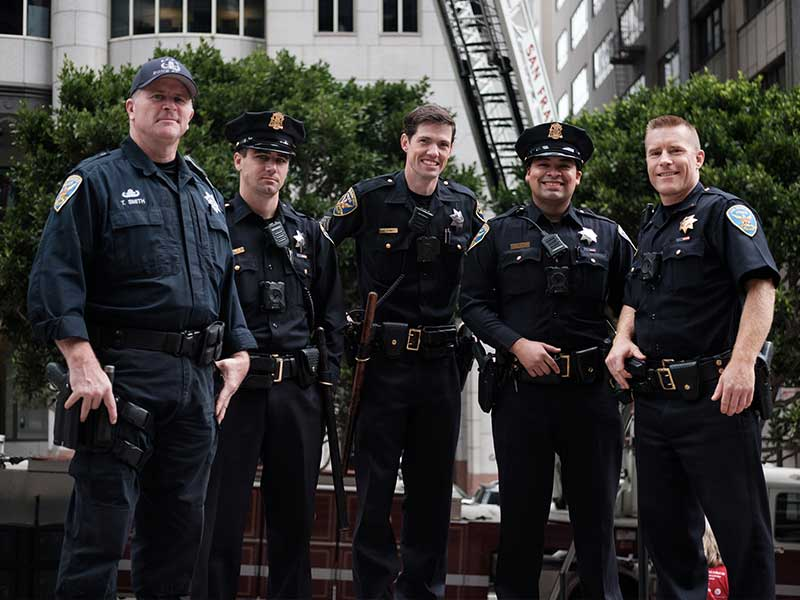 Peer Support Training for 30 First Responders